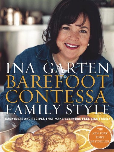 barefoot contessa family style best cookbooks