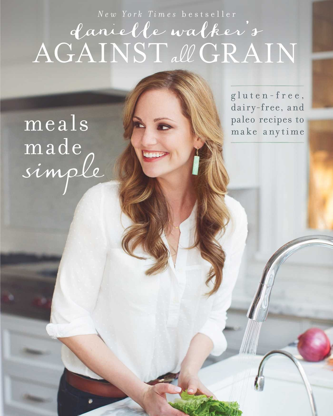 danielle walkers gluten free meal plan cookbook