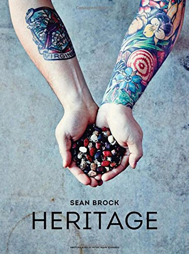 sean brock heritage southern recipes comfort food cookbook
